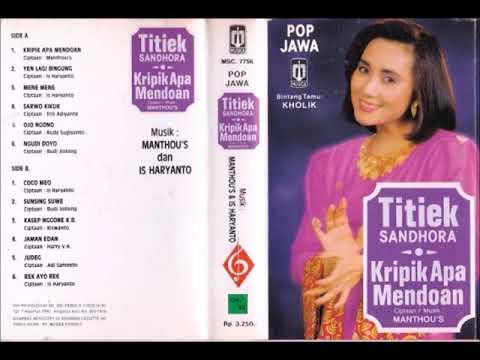Kripik Apa Mendoan / Titiek Sandhora (original Full)