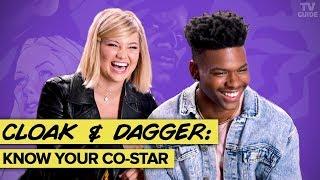 Cloak & Dagger's Olivia Holt and Aubrey Joseph: How Well Do They Know Each Other?