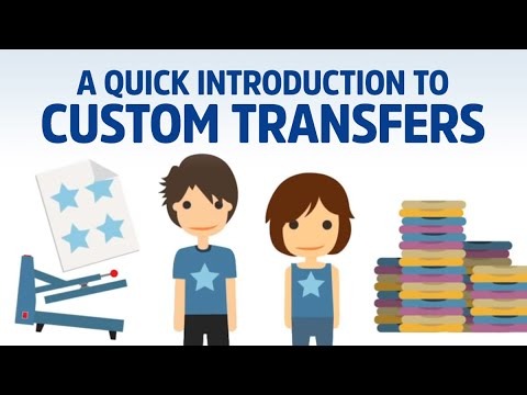 49c794f9e Custom Transfers, Custom Heat Transfers, Custom Iron Ons - Pro World