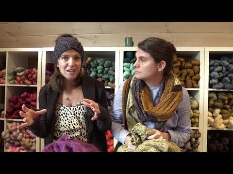 Episode 4 - Vogue Knitting Live Preview! Come see us in Booth 408! VKLNYC2019