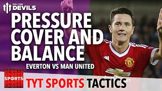 Video Gol Pertandingan Everton vs Manchester United