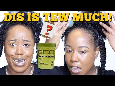 CHIT CHAT: BEAUTY GURUS USING EDITS TO FAKE FINAL RESULTS? + NOW WE GOT ECO STYLER NAZIS?!