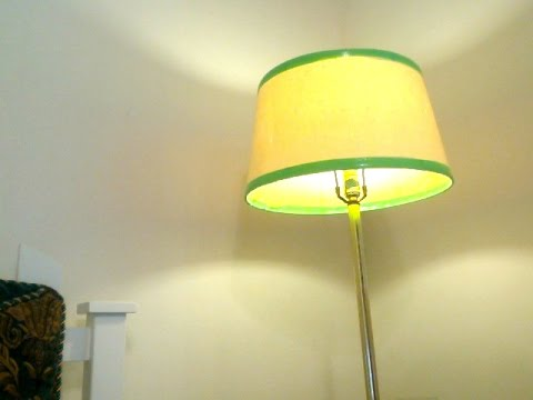 Simple Style To Night Stand Easy Lamp Shade Decoration Youtube