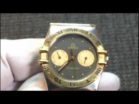 "Omega Constellation - My First ""Luxury"" Watch"