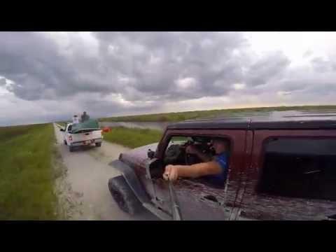 Jeep Selfie Fail