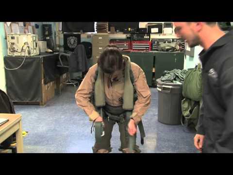 NAVAIR Flight Ready: G-suit and Flight Gear Fit Test