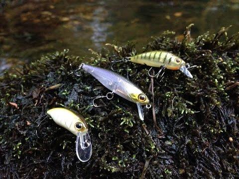 leurre peche truite riviere