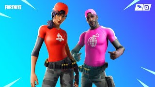 NEW SKIN BANNER SKIN ? FORTNITE