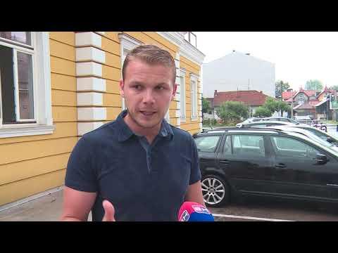 Upitno odrzavanje protesta opozicije / Banja Luka (BN TV 2019) HD