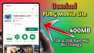 How To Download PUBG Mobile Lite On Android 🔥