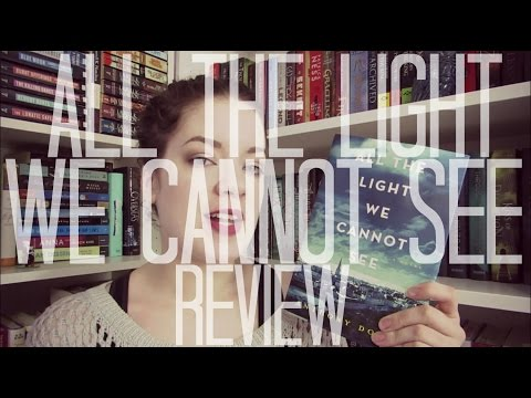 All The Light We Cannot See (Spoiler Free) | REVIEW