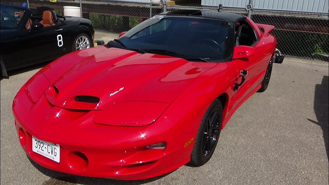 2002 Trans Am Procharged Ls1 Road Racing Youtube