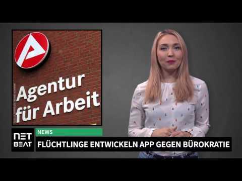 Flüchtlinge entwickeln eine App gegen die deutsche Bürokratie!