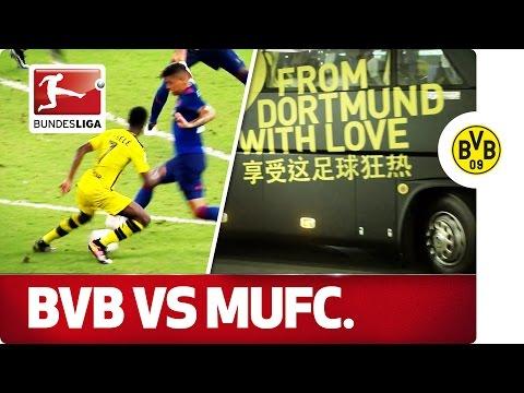 Showdown in Shanghai – Mourinho Impressed by Dortmund's Dream Goals