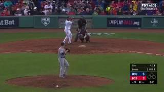 Rafael Devers Hits Inside the Park HOME RUN in BOTTOM OF 9TH to Bring Red Sox within 1 Run