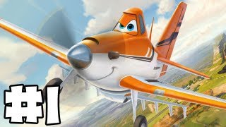 Disney Planes The Video-Game - Part 1 - RUSTY DUSTY (HD Gameplay Walkthrough)