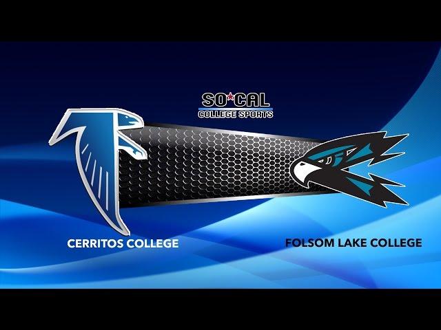 Gm 2 2016 Cccaa Women S Soccer Semis Cerritos V Folsom Lake Friday 12 2 At 1pm Youtube