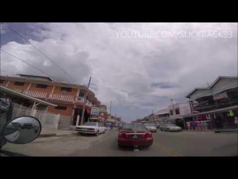 Guyana Berbice #57 Village to New Amsterdam (Speed 2x)