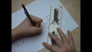 "Speed draw - ""espagnol"" by snook"