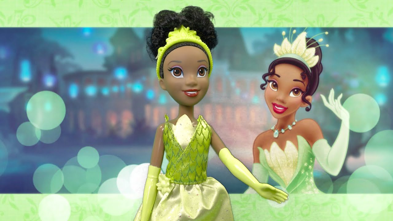 This is an image of Sweet Pictures of Princess Tiana