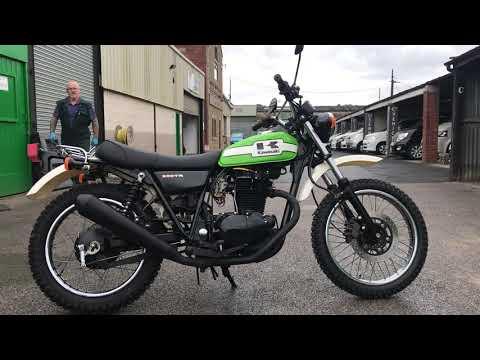 Bob's Kawasaki 250TR
