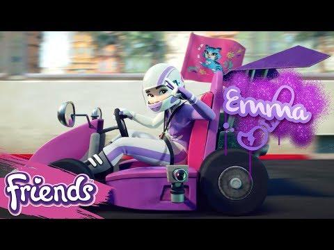 Artsy Emma – LEGO Friends – Character spot