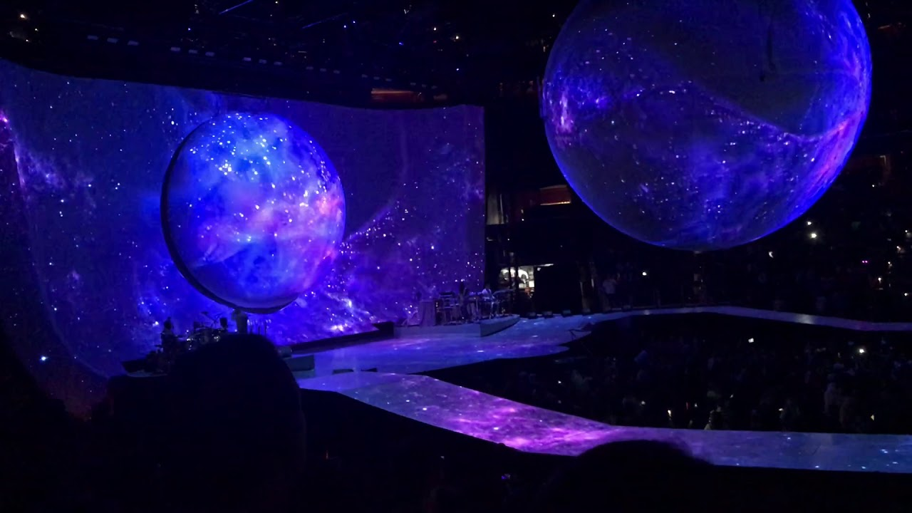 NASA Live Ariana Grande Sweetener World Tour - Washington, D.C.