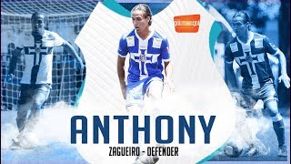 ⚽ ANTHONY / ZAGUEIRO / Anthony Lucas Canoa Saraiva