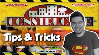CONSTRUCTOR PC (1997) Poradnik, Gameplay PL [Full HD]