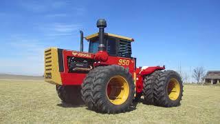 1980 Versatile 950 Series 2 4WD Tractor