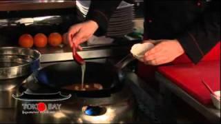 Токио Бэй. Суп из креветок с лимонными травами.flv