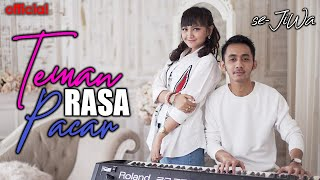 JIHAN AUDY feat WANDRA - TEMAN RASA PACAR (Official Music Video)