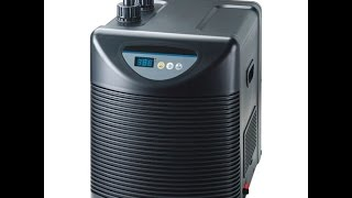Failed Diy Chiller And Then New Aquaeuro Chiller