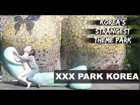 Korea's Penis Park| Jeju Island