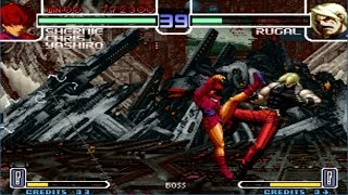 [TAS] The King Of Fighters 2002 - Orochi Team