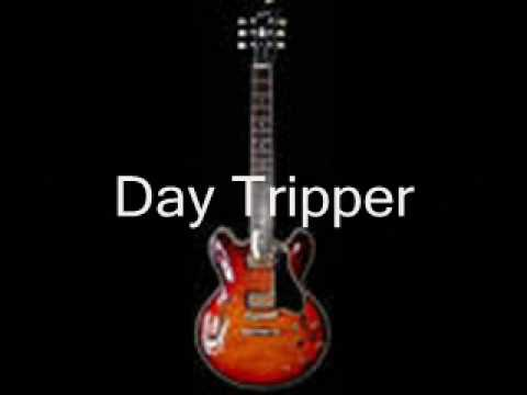 Day Tripper Lyrics - Beatles