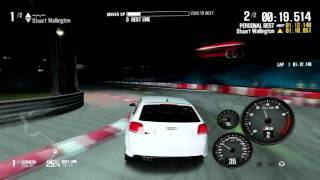 Need For Speed SHIFT 2 : Unleashed - PC Gameplay HD