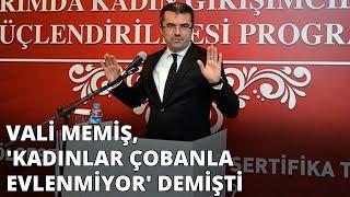 Erzurum Valisi Okay Memiş DHA'ya konuştu