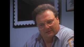 Seinfeld--Newman interrogates Jerry--Mail fraud