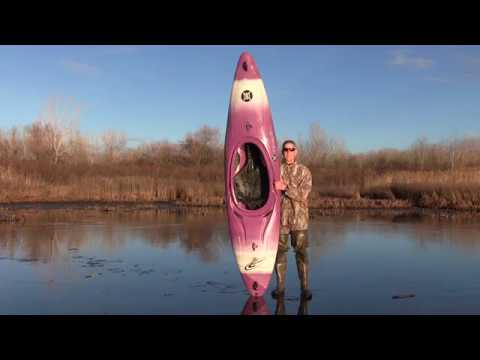 Duck Hunting With A Whitewater Kayak