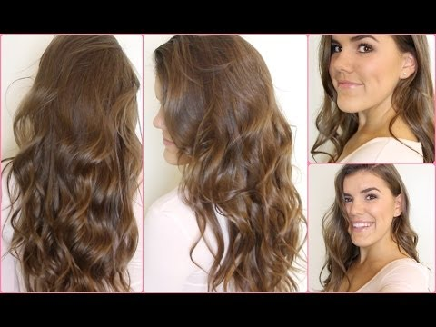 Hair Care Routine for Long Shiny Hair! - 동영상