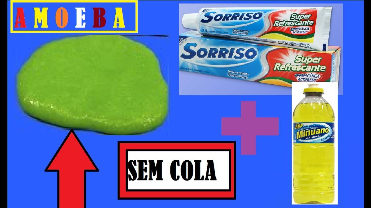 AMOEBA CASEIRA de detergente e pasta de dente 1f60c3d36489c