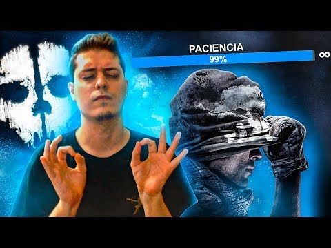PACIENCIA INFINITA GRACIAS A CALL OF DUTY GHOSTS thumbnail