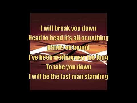 Last Man Standing - Pop Evil (Lyrics)