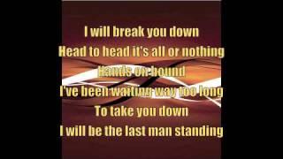 Last Man Standing - Pop Evil (Lyrics)