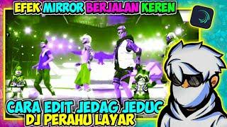 Download Mp3 TUTORIAL JEDAG JEDUG ALIGHT MOTION DJ PERAHU LAYAR SPESIAL 40K
