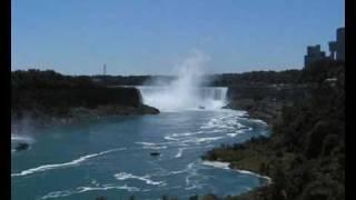 Maid of the Mist - Niagara Falls, Canada