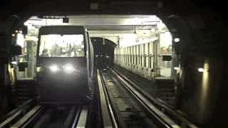 """The Last Train Home"" Creepypasta"