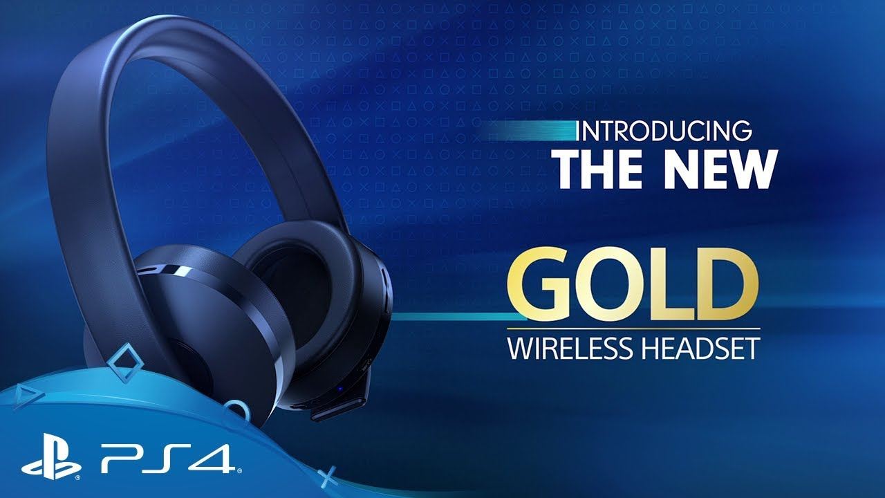 sony gold wireless stereo headset pc driver