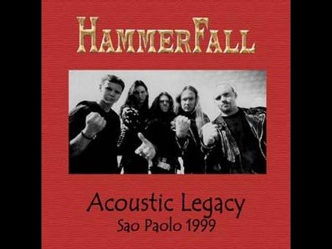 Hammerfall - I Believe - live unplugged